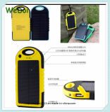 5000mAh New Solar Power Supply with CE RoHS FCC (WY-PB53)