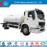 Heavy Duty Sinotruk HOWO 266HP 4X2 10000L Water Transportation Truck