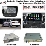 Car HD Upgrade Multimedia Video Interface Android GPS Navigator for 2013-2015 Chevrolet Malibu