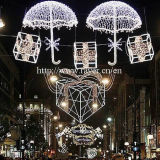 Street Lighting LED Holiday Lights for Xmas Decoration