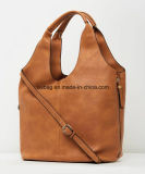 New Designer PU Beach Tote Bag Women Shopping Bags