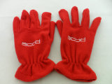 Custom Fashion Soft Fleece Gloves