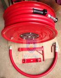 """3/4"""" Swing Type PVC Fire Hose Reel"""