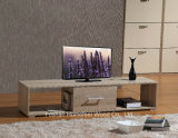 Wooden Melamine TV Stand with One Drawer