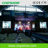 Chipshow P10 DIP Full Color Indoor Large Rental LED Screen