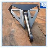 Steel Fabricated Hhp Flipper Delta Anchor