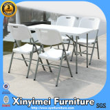 Hot Slae New Modern Simple Design Dining Room Furniture Plastic Chairs and Tables