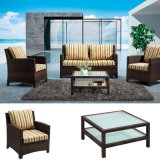 All Weather Aluminum Outdoor Garden Furniture Sofa Set by Double (YT020)