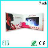 7 Inch Invitation LCD Video Greeting Card