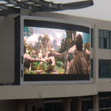 Outdoor Full Color Mobile LED Display Screen