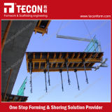 Convenient Construction Formwork Similar to Doka