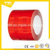 Red Reflective Adhesive Tape for Traffic Safety
