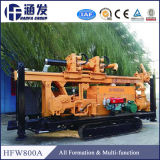 Hfw800A All Formation Multifunctional Pile Hole Drill Rig
