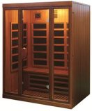 2017 Far Infrared Sauna for 3-4 Person-W3c