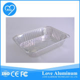 Carry out Aluminium Foil Container with Cardboard Lid