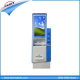 Free Standing Photo Printing Kiosk Terminal with Card Reader