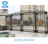 High Quality Crafted Wrought Iron Gate 037