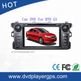 Car DVD Player MP4 Player with TV/Bt/RDS/IR/Aux/GPS for Byd G3