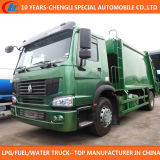 Sinotruk 4X2 Big Capacity Compactor Garbage Truck for Sale