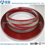 PVC U Shaped Plastic Profile/C Type Molding Edge Banding
