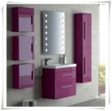 Fully Assembled Bathroom Vanity by Purple Color