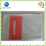 Hot Seal Transparent EVA Zipper Bag (JP-plastic003)