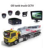 4 Channel 3G Mobile DVR Car DVR System for Bus Truck, Support 1tb HDD and 128GB SD Card to Storage
