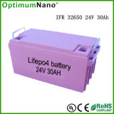 Li-ion Battery LiFePO4 24V 30AH for UPS
