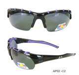 Cheap Tr90 Polarized Sunglasses in Stock for Sporty Market
