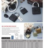 Professional Heavy Duty Iron Padlock