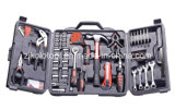 160PC Portable Hand Tool Set with Socket