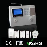 GSM/PSTN Dual-Network Wireless Alarm System Surport APP&Android Operation