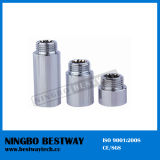 Chromed Plated Brass Extention Fitting (BW-601)