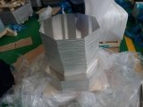 Pre-Drilled and Radius Corners Octagon Aluminum Sign Blanks