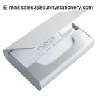 Aluminum Pocket Business Credit Debit Card Case /Metal Box Holder Wallet