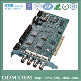 Transparent PCB 6 Pin PCB RJ45 Connector 1194V0 PCB Board Manufacturer