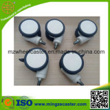3inch Medical Plastic Twin Casters