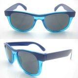New Fashion Designed Plastic Frame Sunglasses for Kid