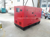 Three Phase Four Wire Silent Type Closed Diesel Generator Set