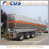 46000 Liters Diesel/Fuel/Liquid Tanker Semi-Trailer for South America Market
