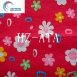 Plain Wholesale 100% Cotton Printed Flannel Fabric