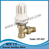 Angle Thermostatic Radiator Valve (V21-031)