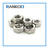 Stainless Steel DIN934 Hex Thick Heavy Nut