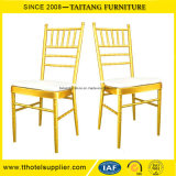 Wholesale Metal Aluminum Iron Event Tiffany Chiavari Chair