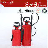 7L, 9L, 11L Metal Iron Bottle Anti-Rust Hand Pressure Air Compression Manual Sprayer (SX-CS2007/9/11)