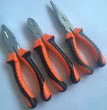 American Type 60cr-V Combination Plier, Diagonal Cutting Plier, Long Nose Plier
