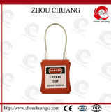 G31 Stainless Wire Steel Cable Shackle Padlock