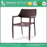Hot Sales Promotion Wicker Chair Dining Chair Patio Chair Stackable Chair Rattan Chair Aluminum Chair Iron Chair (Magic Style)