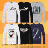 Wholesale Mens Tops High Quality Cotton Long Sleeve Shirt