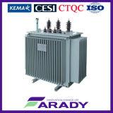 Power Usage Electric Oil Type 15kv 230kv Transformer